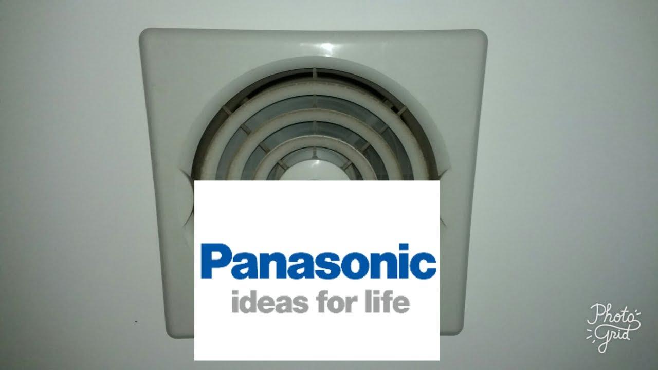 panasonic exhaust fan - Panasonic Exhaust Fans