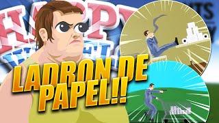 ¡ PÁNICO DEL PAPEL HIGIÉNICO ! en HAPPY WHEELS | Los NIVELES MAS EXTRAÑOS ¡ WTF ! 😨 | Remix 1.6