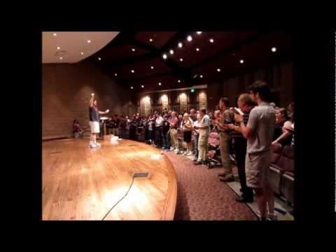 RP International Conference - Scottish Metrical Psalm Sing