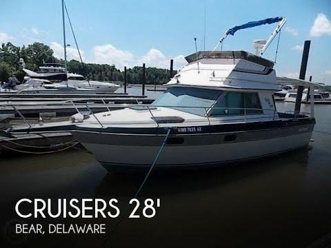 [UNAVAILABLE] Used 1986 Cruisers 28 Villa Vee in Bear, Delaware