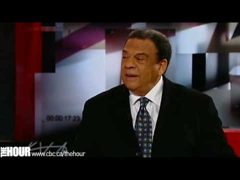 Andrew Young on The Hour with George Stroumboulopoulos