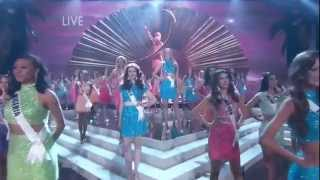 Miss Universe 2014 - Top 15 (HD)