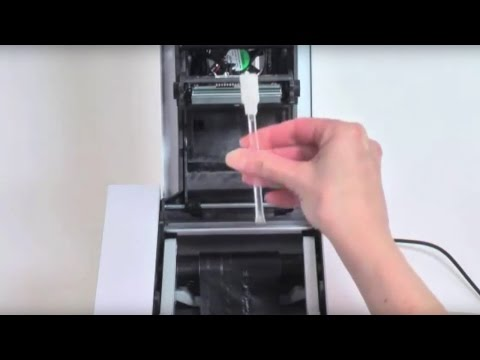 Evolis Primacy ID Card Printer - How to Clean Your Printer