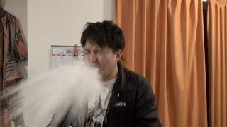 忘れていた例の白い粉を後輩に振る舞います thumbnail