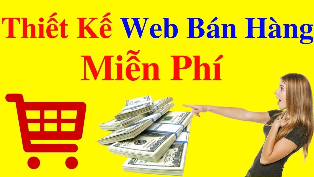 Kiếm tiền online với thiết kế web bán hàng bằng wordpress   mua hosting 1$/tháng tặng tên miền