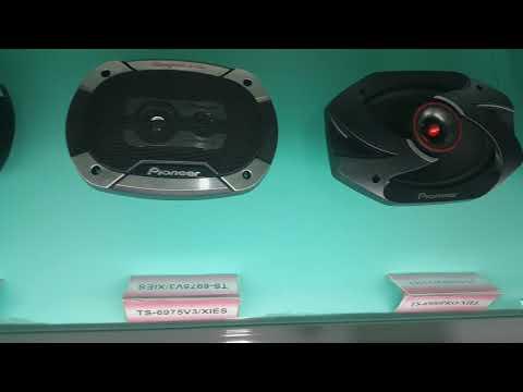 Pioneer vietnam hai phong display
