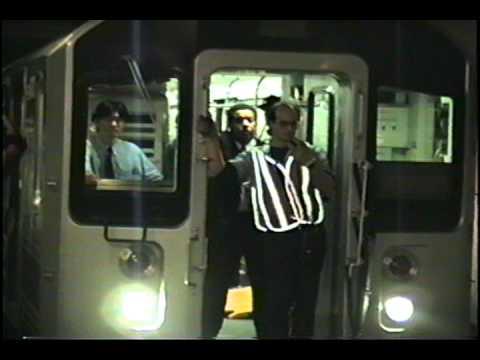 Transferring  R110A's from TheTransit Museum (Nov '92).avi