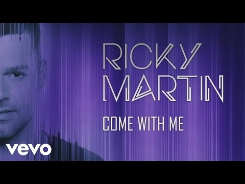 Ricky Martin  Come With Me Audio