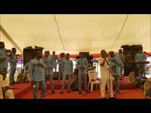 FEMI SOLAR AT TRANS AMUSE PARK FOR BABATUNDE OLAPADE