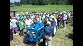 Red Talley Equipment & Farm Machinery Auction, Part 3