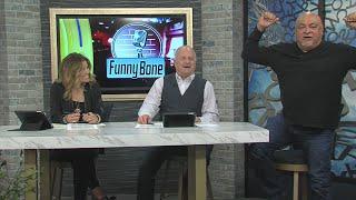 Funny Bone headliner Rick Gutierrez