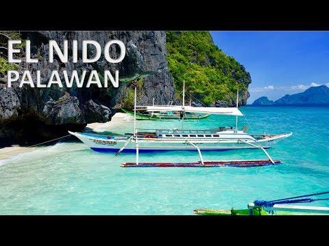 EL NIDO (PALAWAN) – Philippines 🇵🇭 [HD]