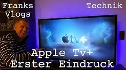 Apple TV + Erste Eindrücke lohnt sich das ? Apple TV plus ausprobiert Apple TV + First Look
