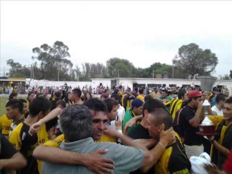 Leyenda Mística homenaje al Tetra campeon de la liga regional del este de canelones