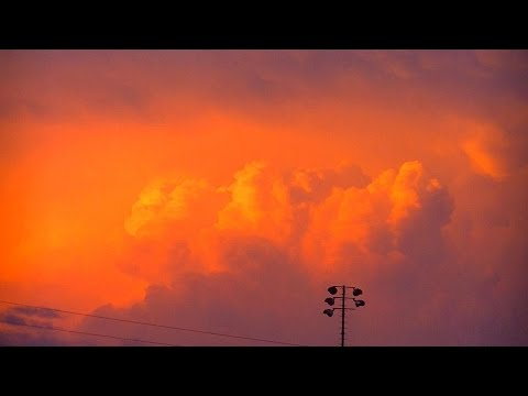 Supercell Thunderstorm 2015 Part 2
