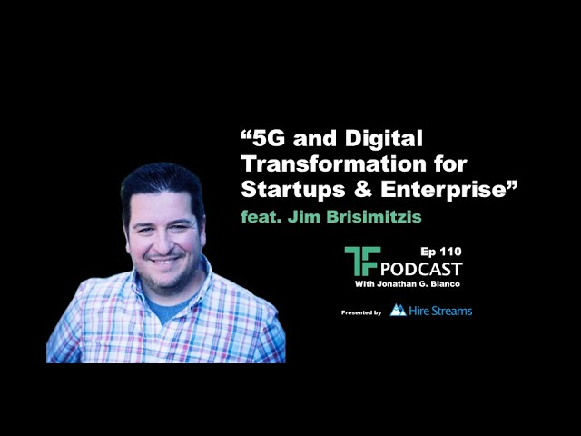 """5G and Digital Transformation for Startups & Enterprise"" 