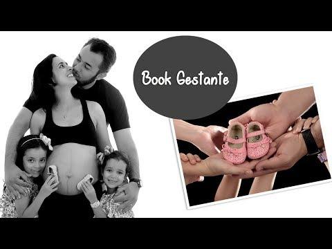Vídeo Ensaios gravidas