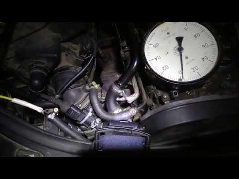 Audi A4 1.8T Клапан сброса давления наддува