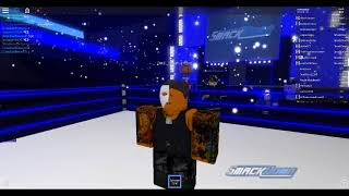 roblox DWF smackdown- Mxzzls gets attacked by the phantom