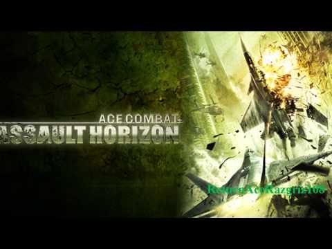 """INFERNO"" 2/35 - Ace Combat Assault Horizon Soundtrack OST"