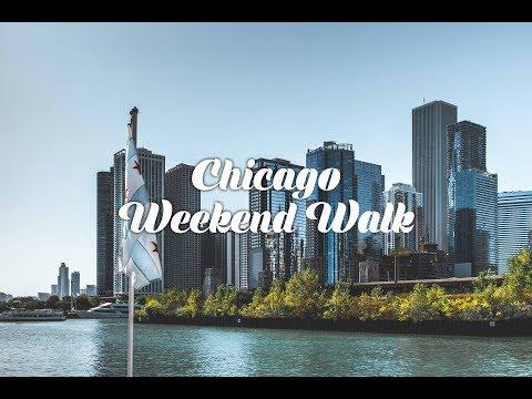 Chicago Weekend Walk // Sony a6500 // Zeiss 24mm 1.8 // 4K