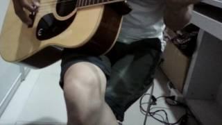 Guitar cover Nỗi đau mình anh
