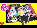 My Little Pony Scratch Fantastic Activity Book Toy Genie mp3