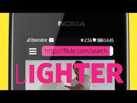 Nokia Asha 309 commercial