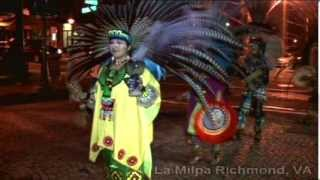 La Milpa Richmond Aztec Dancers
