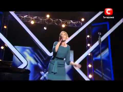 Aida Nikolaychuk X-FACTOR 3 (Training Camp: 13 October 2012) +English subtitles