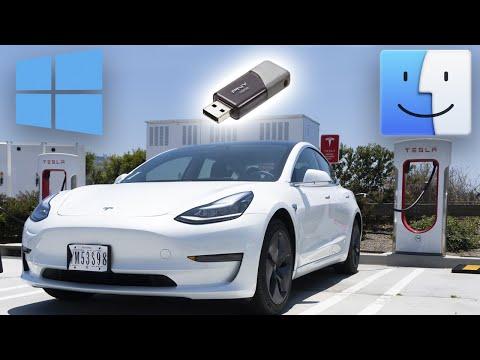 How To EASILY Setup Tesla DashCam + Sentry Mode On Windows & Mac