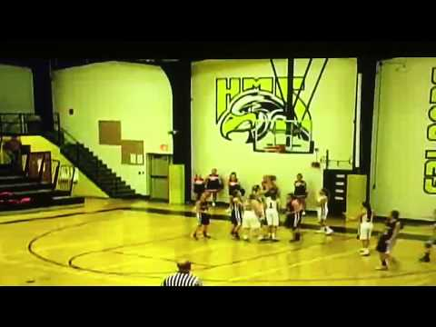 Brenly Terrell Sr Jr Basketball Highlights