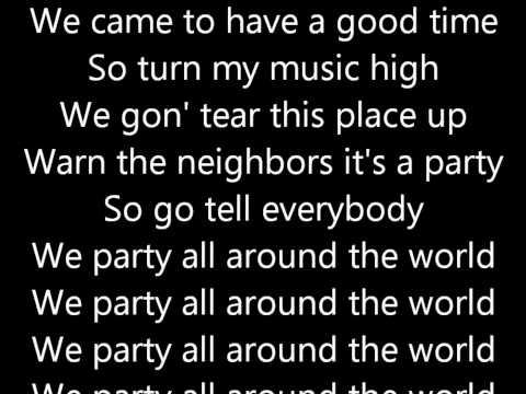 All Around The World - Mac Miller