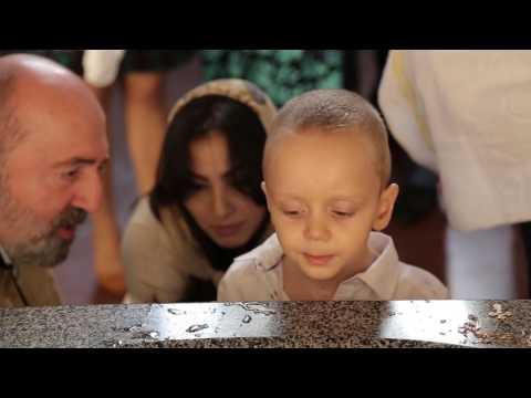 Крещение Беника и Евы