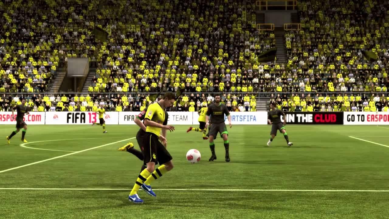FIFA 13 Bundesliga Prognose: Borussia Dortmund - Borussia Mönchengladbach