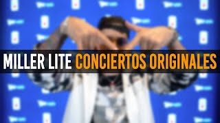 Miller Lite Conciertos Originales 2019 - Recap Video