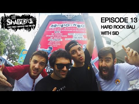 The Shapers - SID Anniversary at Hard Rock Bali #13