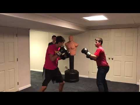 basement boxing  youtube
