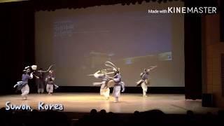 국제자매도시의밤The night for international sister cities, Suwon, Korea