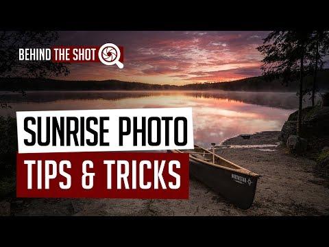 Sunrise Photo Tips & Tricks with Bryan Hansel - Behind the Shot