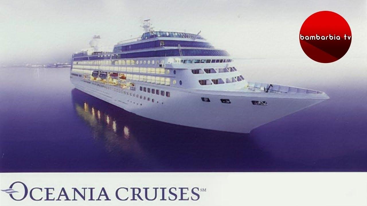 Уникальные круизы от компании OCEANIA | отзывы о путешествии морскими круизами