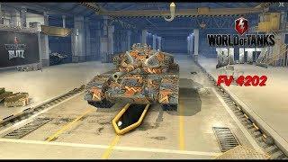 FV4202 - World of Tanks Blitz
