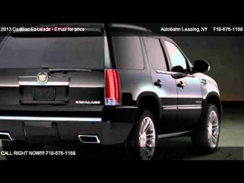 2013 Cadillac Escalade Luxury Premium Platinum For Sale In