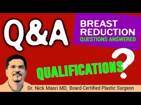 Breast Reduction Qualifications? (Question Answered) 🚩