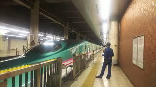【再びお忍びで青森へ】東北新幹線 やまびこ209号 仙台行き E5系  2019.09.07