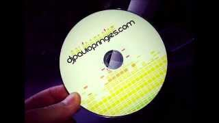 DJ PAULO PRINGLES - GOLD SET