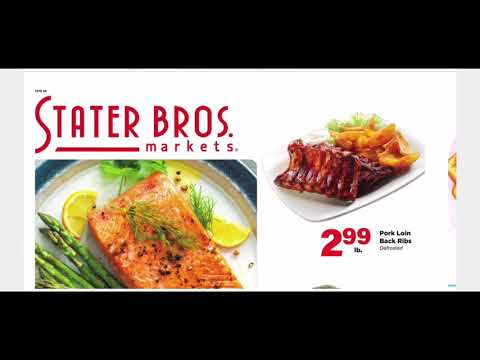 Stater Bros Ad Preview Jun 3 9 Some Great Digital Deals Youtube