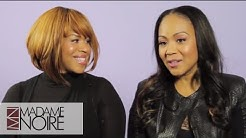 Erica And Tiny Of Mary Mary Talk Being Confident And Sexy | MadameNoire