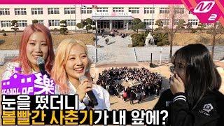[스쿨오브락] 볼빨간사춘기(BOL4) @경북영주여자고등학교