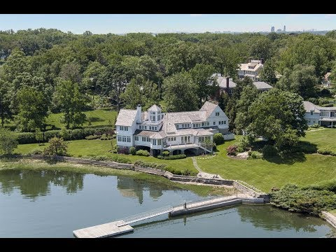 Waterfront Shingle-Style Home in Rye, New York | Sotheby's International Realty